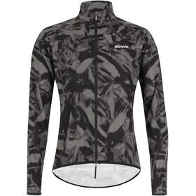 Santini Nebula Gravel Jacket Men grey